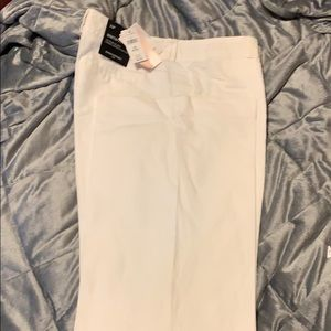 Banana Republic Martin fit trousers.